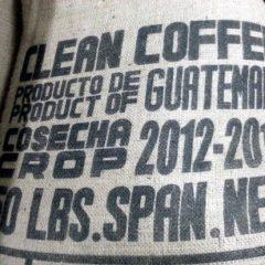 Guatemala coffee bag