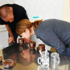 Cupping bei der AACRI