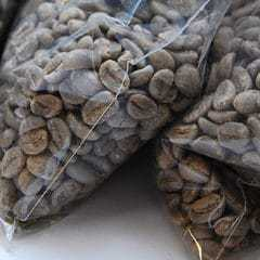 Sumatra green coffee, 1 kg