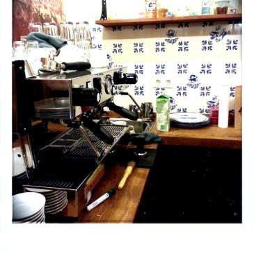 Garcia Kaffeebar Moabit Siebträger
