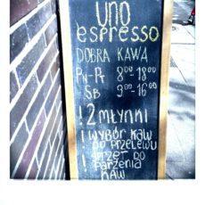 Uno Espresso Poznan
