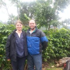 Kaffee Costa Rica, hier mit Heriberto