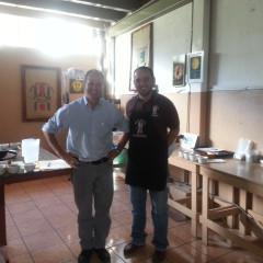 Roberto und Ivan
