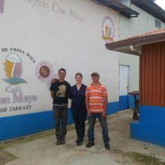 Mit Vincent und Luis