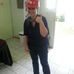 Tour mit Helm