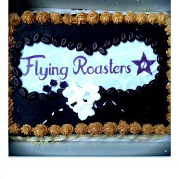 Flying Roasters