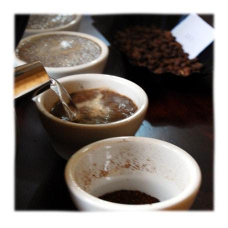 Kaffee Sensorik