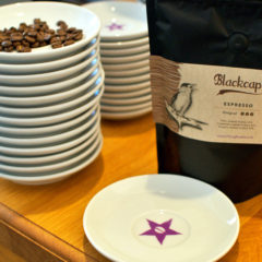Bio-Espresso und Bio-Kaffee im Büro