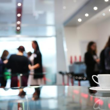 Frauen Kaffee