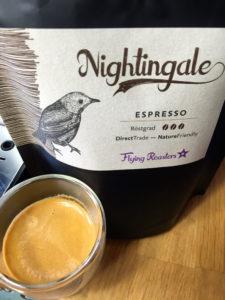 Espresso Nightingale im Kaffeevollautomaten-Test