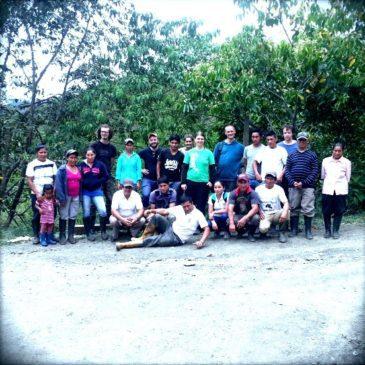 Unterwegs in Ecuador: Unsere Partnerkooperative APECAP