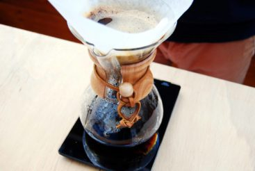 Making Coffee with the Chemex