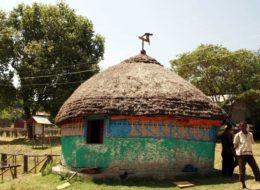 Kaffee Hütte Äthiopien