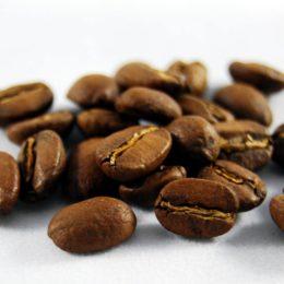 Hochwertige Kaffeebohnen, exzellente Qualität