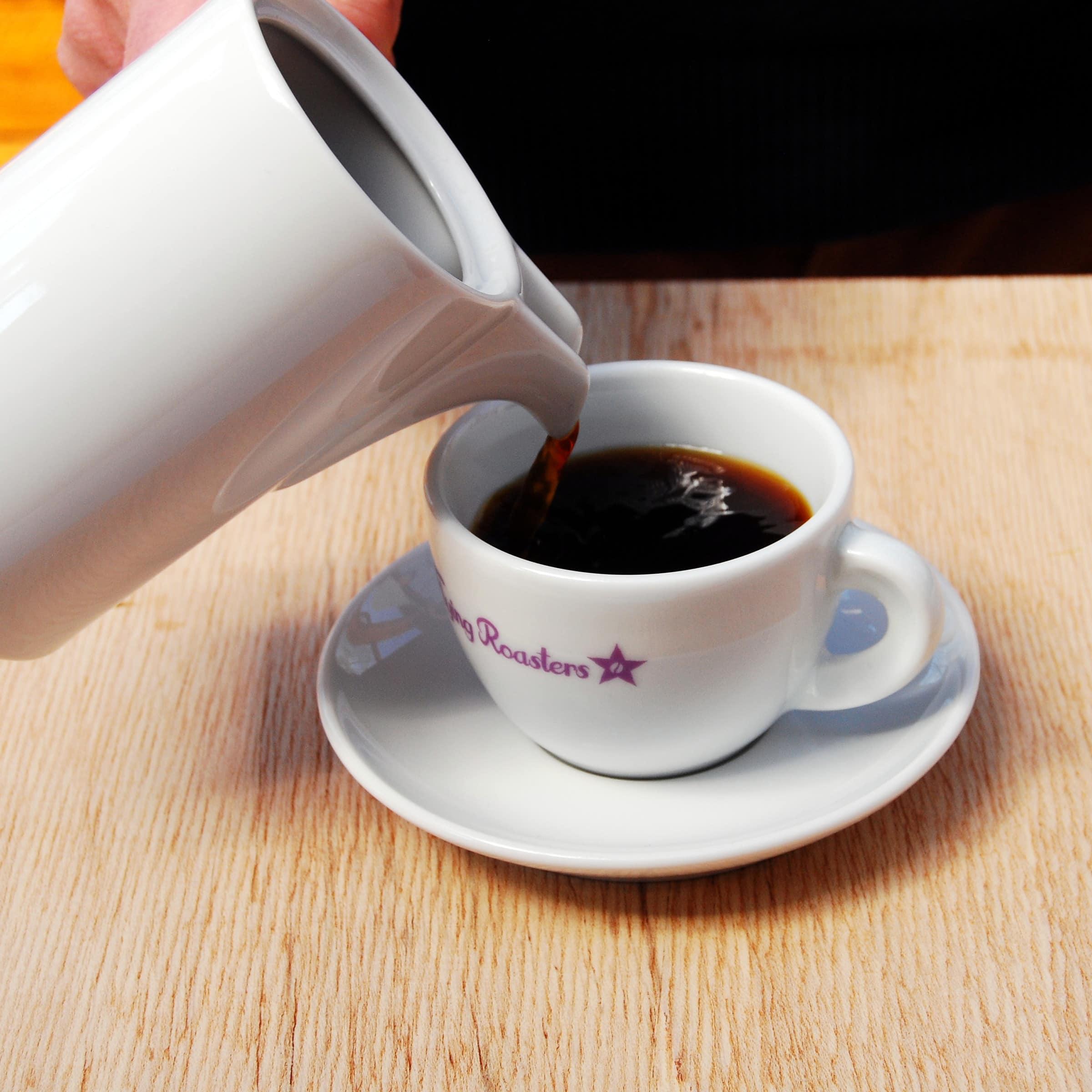 Das Und Eine Tasse Kaffee