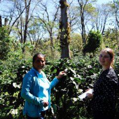 Loly und Nadine Kaffee Honduras