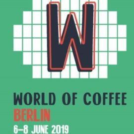 World of Coffee Berlin
