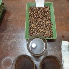 Qualitätskontrolle Kaffee