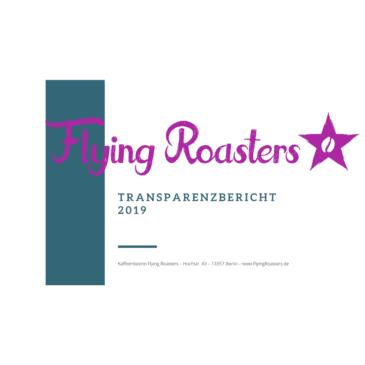 Transparenzbericht 2019