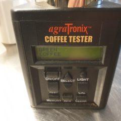 Kaffee Qualitätskontrolle
