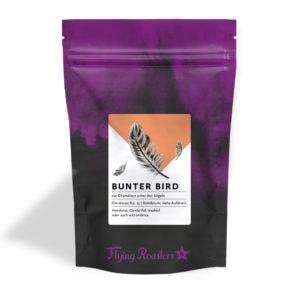 Kaffeetüte für Bunter Bird