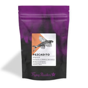 Kaffeetüte für Kaffee Pezcadito aus Microlot in Honduras