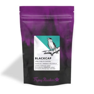 Coffee bag for strong Espresso Blackcap